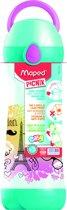 DRINKFLES 580 ml - MAPED Picnik CONCEPT - opdruk TATOO Paris Fashion