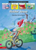 Strips voor beginnende lezers - Ridder Jesse