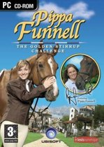 Ubisoft Pippa Funnell: The Golden Stirrup Challenge (PC) video-game