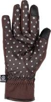 Gloves Stay Warm Brown S
