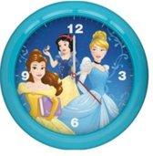 Disney Princess klok blauw 25 cm