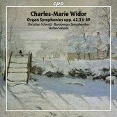 Organ Symphonies Opp42, 3 & 69