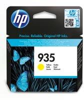 HP 935 - Inktcartridge / Geel (C2P22AE)