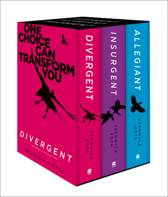 Divergent Series Box Set (Books 1-3)