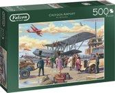 Falcon Croydon Airport 500pcs