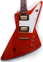 Miniatuur gitaar U2 The Edge