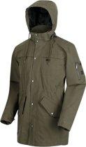 Regatta Waterproof Insulated Jackets Green
