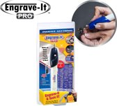 Engrave it Graveerpen Graveer je belangrijkste items! Graveerstaaf - Professionele graveerpen