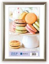 ZEP - Kunstof Fotolijst New Easy Zilver 20x30cm - KL4