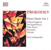 Prokofiev: Piano Music Vol.1