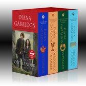 Omslag van 'Outlander Boxset (1-4)'