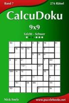 Calcudoku 9x9 - Leicht Bis Schwer - Band 7 - 276 R tsel