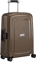 Samsonite S'Cure DLX Spinner 55/20 metallic bronze