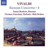 Vivaldi: Bassoon Concertos V.4