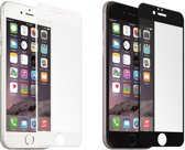 AVANCA Beschermglas iPhone 6 Wit - Screen Protector - Tempered Glass - Gehard Glas - Ultra Dun - Protectie glas