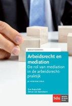 Arbeidsrecht en mediation 3e druk