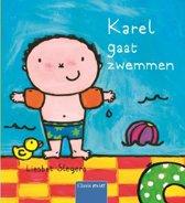 Karel - Karel gaat zwemmen