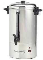 Percolator RVS | Ø275x(H)540mm | 96 Kopjes | 12 Liter