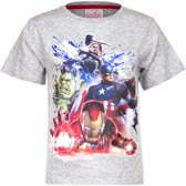 Marvel The Avengers t-shirt maat 122/128