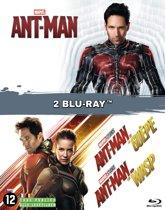 Ant-Man + Ant-Man & the Wasp Boxset (Blu-ray)