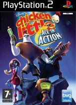 Chicken Little: Ace in Action /PS2