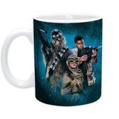 STAR WARS - Mug - 320 ml - Rey Finn & Chewie - subli - box