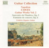 Coste: Guitar Works Vol. 2