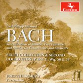 Cpe Bach: Sixth Collection & Second Collection, Pa