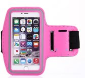 Pearlycase Sportarmband Hardloopband Roze voor Huawei P Smart Z