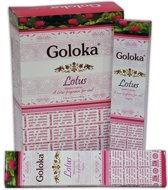 Goloka Lotus wierookstokjes 15 grams