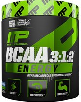 Musclepharm BCAA 3:1:2 Energy - Aminozuren - Raspberry
