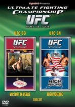 UFC - Victory In Vegas / High Voltage (dvd)