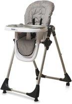 Titaniumbaby Kinderstoel de Luxe - Zilver