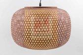 Bamboe Lampenkap Xl : Bol bamboe hanglamp kopen alle bamboe hanglampen online