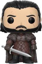 Funko: Pop! Game of Thrones Jon Snow (Version 3)  - Verzamelfiguur