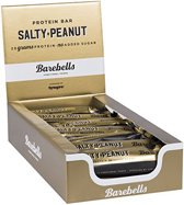 Barebells Protein Bars - Proteïnereep - 12 repen - Salty Peanut