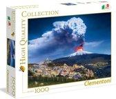 Clementoni Puzzel Etna - 1000 stukjes