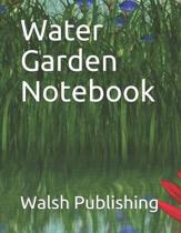 Water Garden Notebook