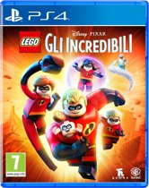 LEGO The Incredibles - PS4 (Playstation) - IT Cover