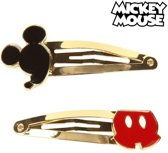 Haaraccessoires Mickey Mouse 75308 (2 pcs)