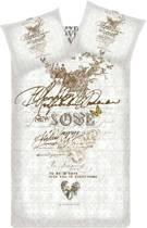 Kardol en Verstraten New Love dekbedovertrek - Gold - Lits-jumeaux (240x200/220 cm + 2 slopen)