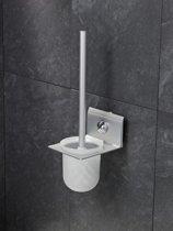 Everloc AL-10008 Toiletborstel met houder