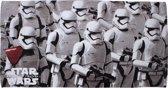 Star Wars Episode 7 Order - Badhanddoek - 75 x 150 cm - Wit