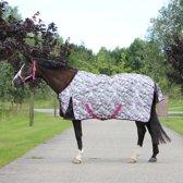 Regendeken Origami luxe 0gr paardendeken - maat 155