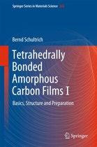 Tetrahedrally Bonded Amorphous Carbon Films I
