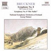 Bruckner: Sym. Nos. 8 & 0