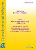 Lydia Rabinowitsch-Kempner (1871-1935)