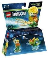 LEGO Dimensions - Fun Pack - DC Comics: Aquaman (Multiplatform)