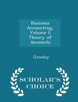 Business Accounting, Volume I