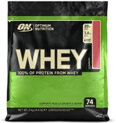 Optimum Nutrition ON Whey-Strawberry-2000 gram